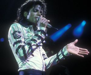 king of pop, michael jackson, and wallpaper image