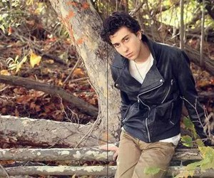 nat wolff and Hot image