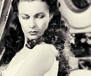 Gone with the Wind, Scarlett O'Hara, and vivien leigh image