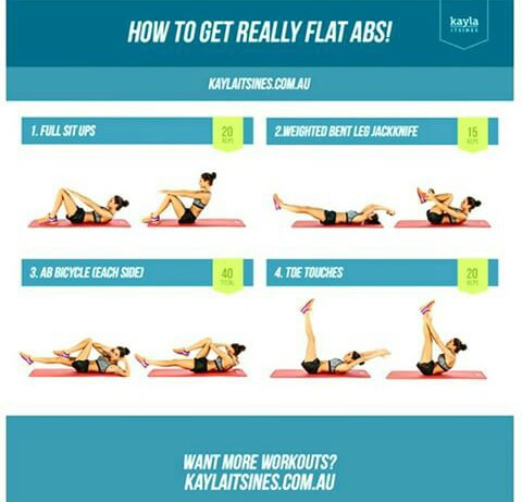 Abs Workout Uploaded By Andersartig On We Heart It