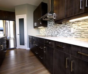 home improvement and kitchen remodeling. image
