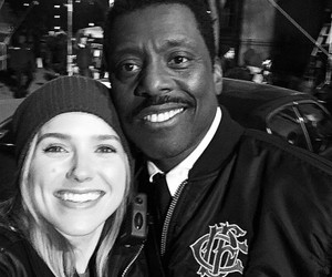 chicago fire, sophia bush, and chicago pd image