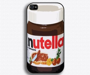 nutella and iphone image