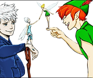 jack frost and peter pan image