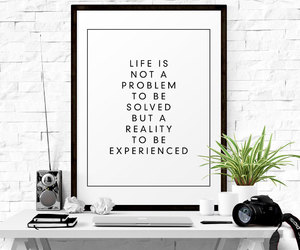 wall decor, home decor, and typography poster image
