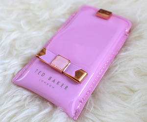 girly, luxury, and pink image