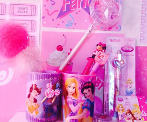 disney, fancy, and pink image