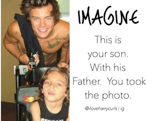 imagine and Harry Styles image