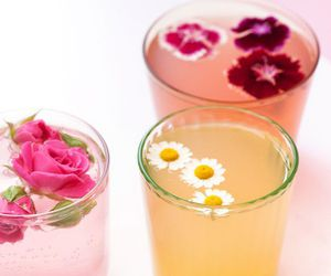 drinks, girly, and pretty image