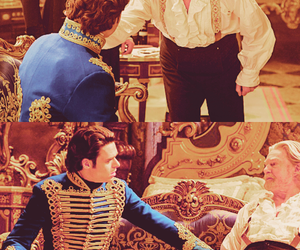 cinderella, prince charming, and richard madden image
