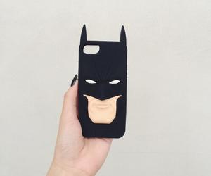 batman and iphone image