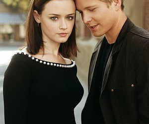 alexis bledel, gilmore girls, and logan image