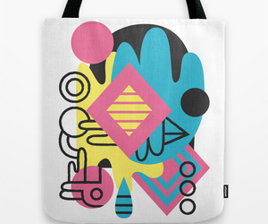 abstract, cool, and bag image