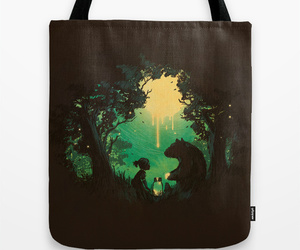 animal, art, and bag image