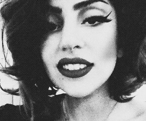 beauty queen, stefani, and Lady gaga image