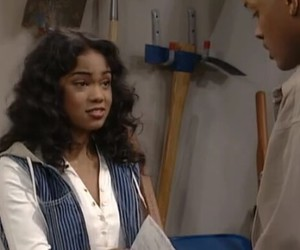ashley, beauty, and fresh prince of bel air image