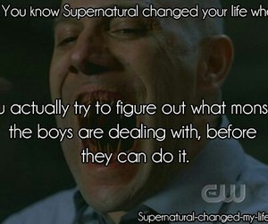 supernatural and changed your life image