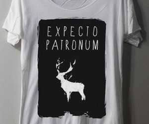 harry potter, expecto patronum, and shirt image