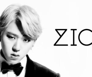 korea, kpop, and zico image