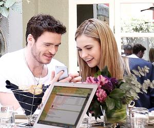 beautiful, couple, and Ella image