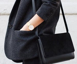 fashion, black, and glamour image