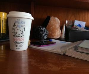 breakfast, cup, and mug image