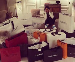 chanel, luxury, and Valentino image