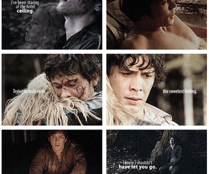 bellamy, blake, and griffin image