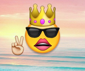 background, beach, and Queen image
