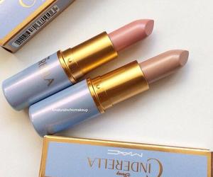 lipstick, cinderella, and mac image