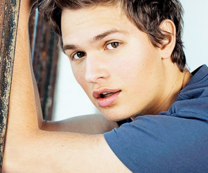ansel elgort, boy, and Hot image