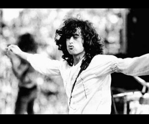 badass, jimmy page, and theremin god image