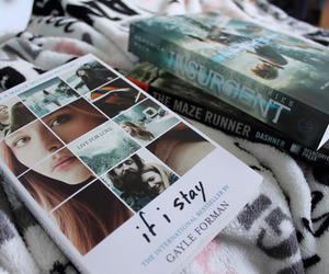 book, if i stay, and tumblr image
