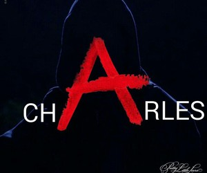 charles, pll, and ezria image