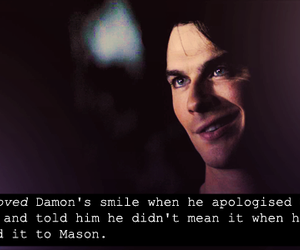 apologize, tvd, and alaric image