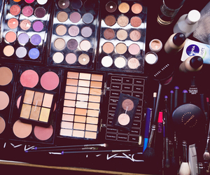 makeup and mac image