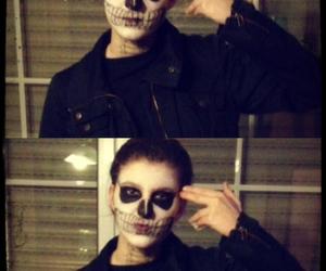 dead, halloween costume, and kill image