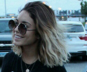 vanessa hudgens, grunge, and hair image
