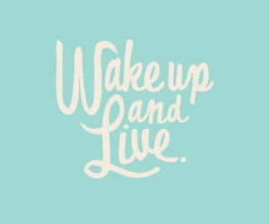 live, quotes, and life image
