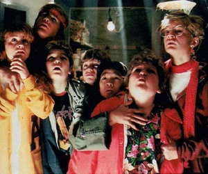 the goonies, 80s, and goonies image