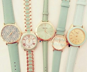 pastel and watches image
