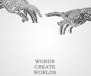 world, quotes, and words image