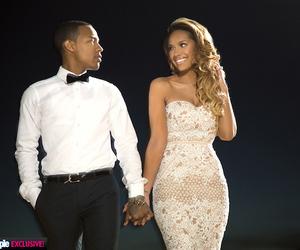 celebrities, dress, and wedding image