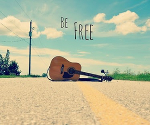 guitar, free, and music image