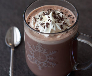 chocolate, drink, and cream image