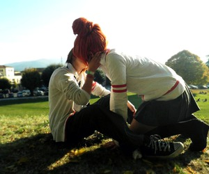 cosplay and lovely complex image