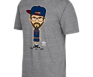 kevin, NBA, and t-shirt image