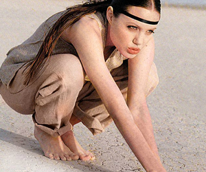 Angelina Jolie, muses, and pit image