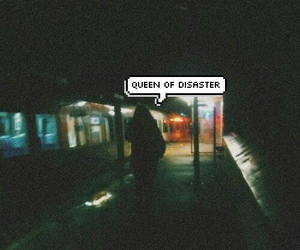 disaster and Queen image