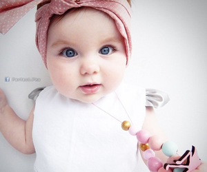 baby, adorable, and eyes image